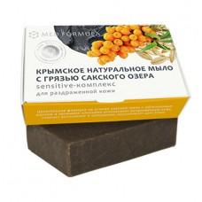 Мыло с лечебной грязью Сакского озера «Sensitive-комплекс»