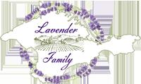 Крымская лаванда. Купить лаванду - LavenderFamily